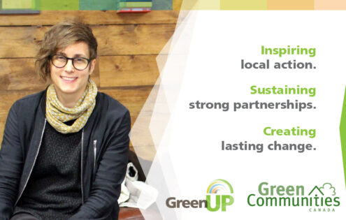 Brianna Salmon to be new Executive Director of Green Communities Canada