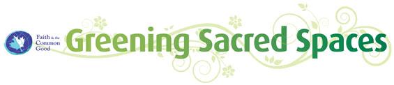 Greening Sacred Spaces