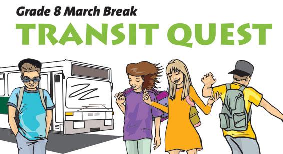 Grade 8 Transit Quest