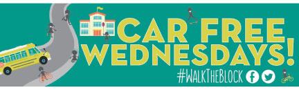 Car Free Wednesdays