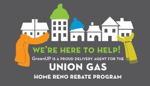 Union Gas Home Reno Rebate Program
