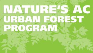 Nature's AC Urban Forest Program