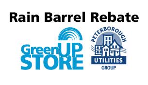 Rain Barrel Rebate