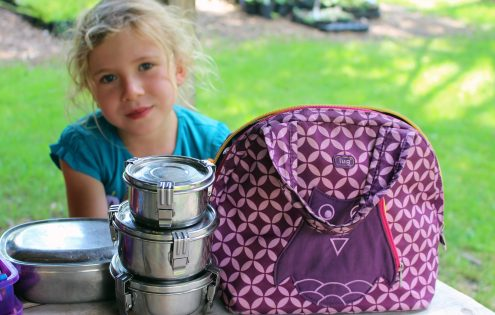 Zero Waste Lunches and Other School Survival Tips