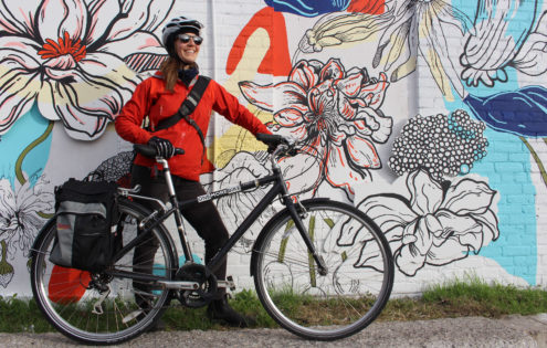 Insider tips from GreenUP staff to extend your fall cycling season