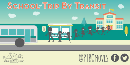 School Trip by Transit