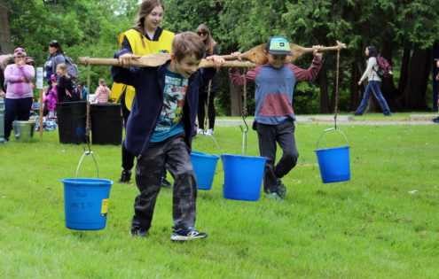 Peterborough Children's Water Festival experiences record registration numbers!