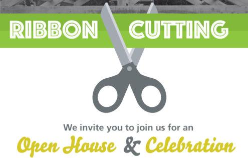 Ecology Park Children's Shelter Ribbon Cutting & Open House