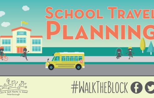 Peterborough City & County School Travel Planning