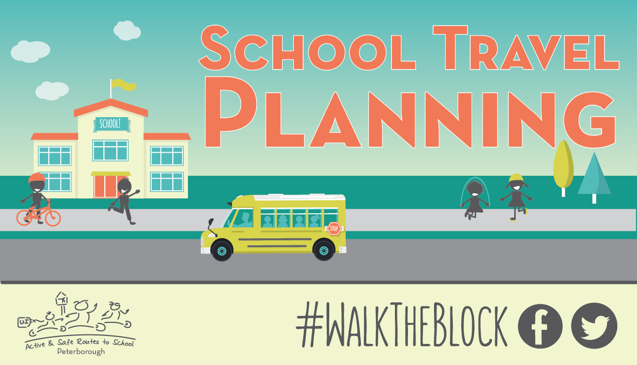 Peterborough City & County School Travel Planning - GreenUP GreenUP