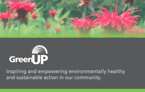 GreenUP 2018 Annual Report