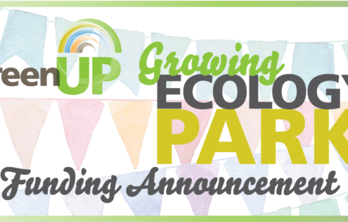Growing Ecology Park | Funding Announcement!