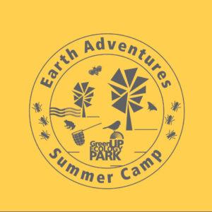 GreenUP Ecology Park Earth Adventures Summer Program Logo