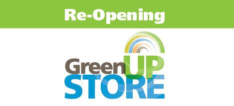 COVID-19 Updates: GreenUP Store & Resource Centre