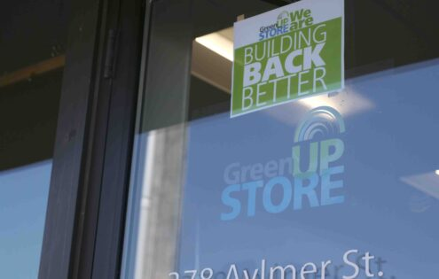 Building Back Better: Green Economy Peterborough