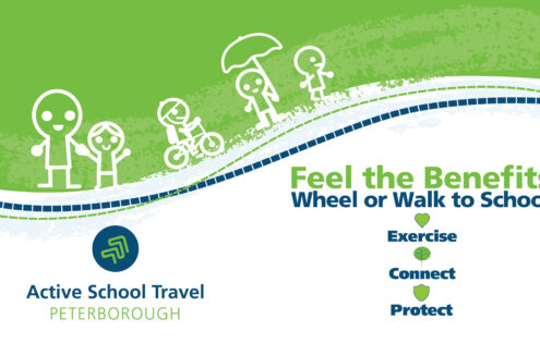 Active School Travel Peterborough: local solutions with benefits.