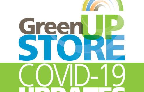 GreenUP Store COVID-19 Updates