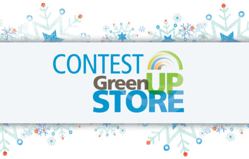 GreenUP Store – 2020 Holiday Contest