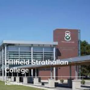 Hillfield Strathallen College in Hamilton, Ontario