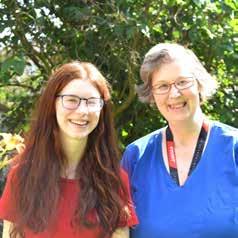 Julie & Jessica Spotlight