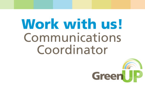 Job Posting – Communications Coordinator