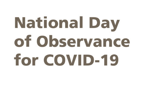 COVID-19 National Day of Observance