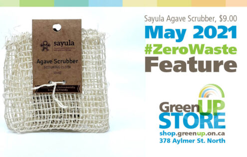 May 2021 Zero Waste Feature