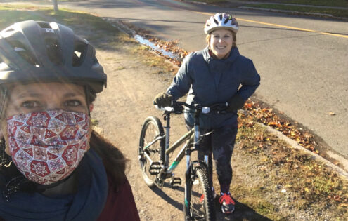 Finding Balance: on a bike and in your day